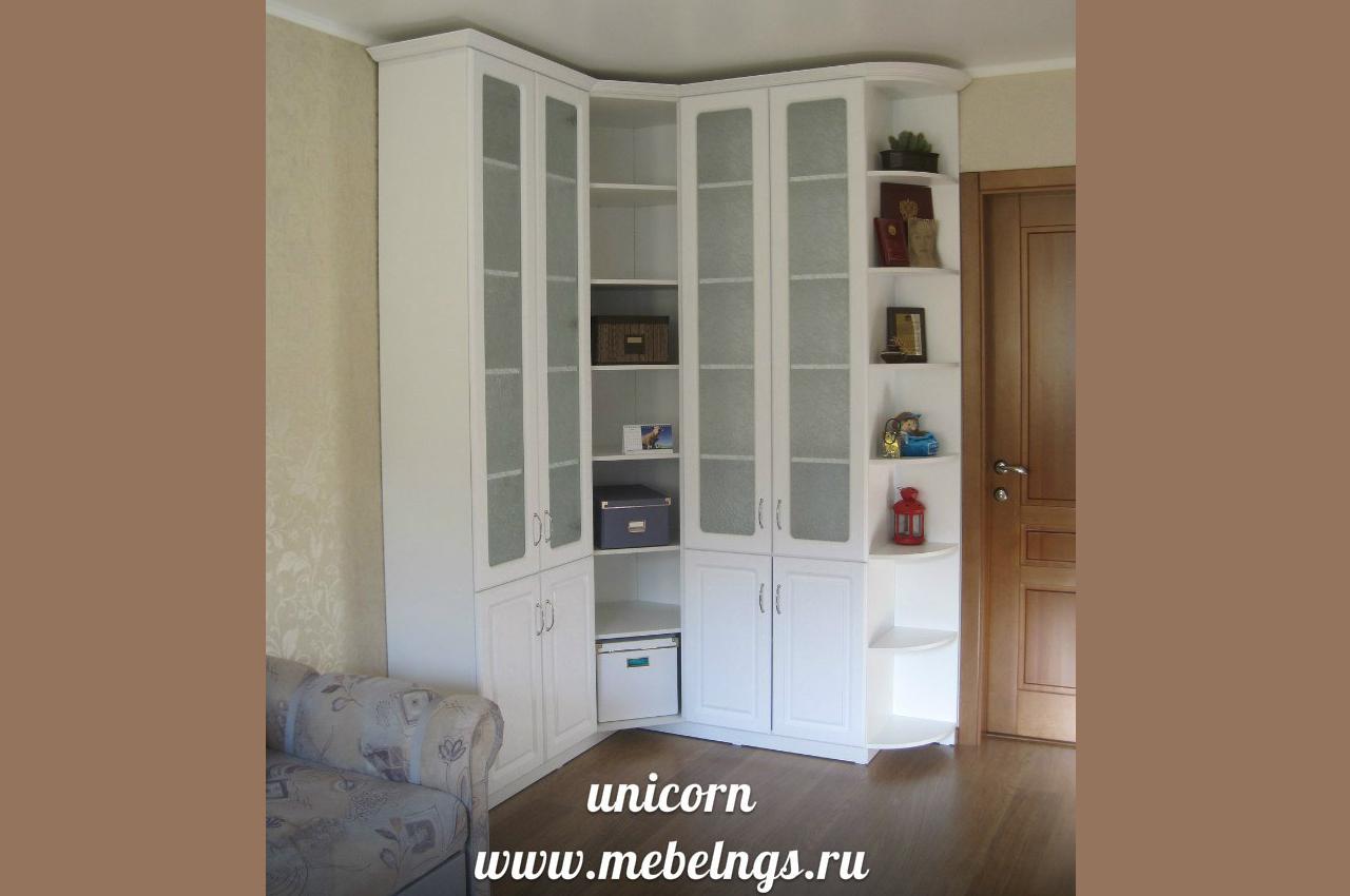 шкаф для книг - домашняя библиотека