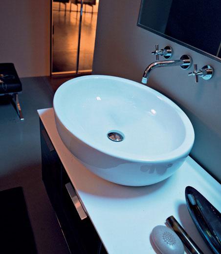 эксклюзивная мебель для ванной комнаты на заказ