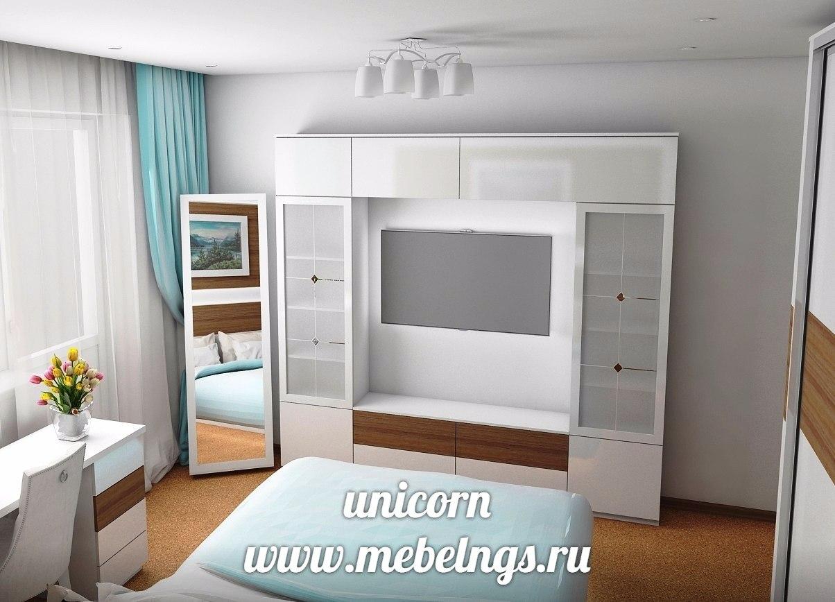 проект спального гарнитура