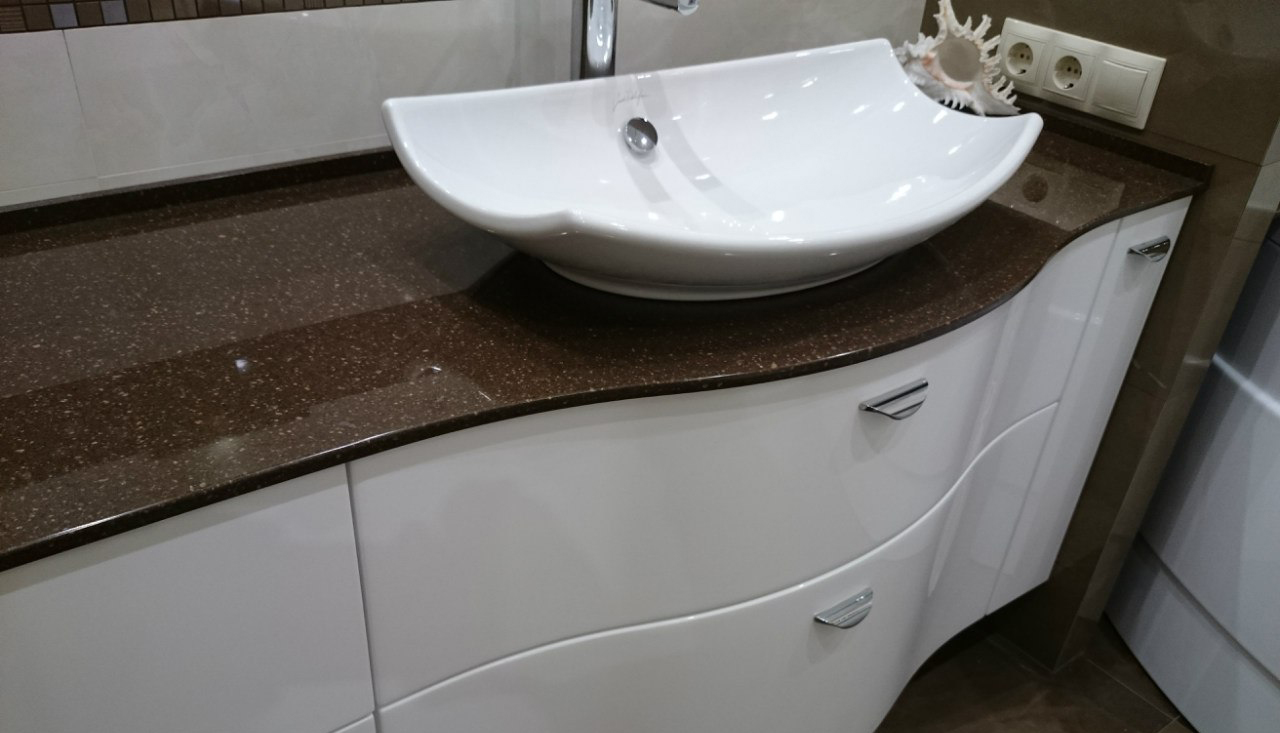 мебель на заказ для ванны