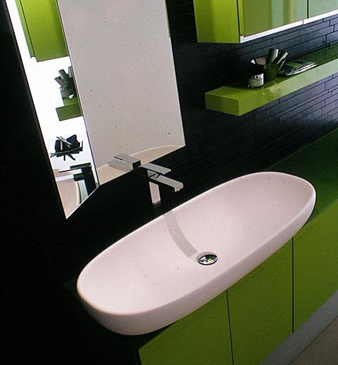 мебель для ванной на заказ от производителя Новосибирск
