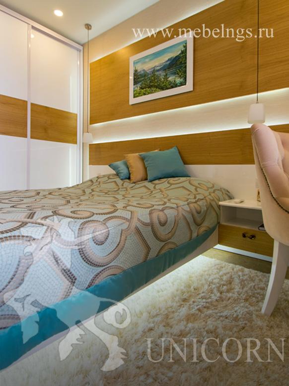 парящая кровать: кровать со светодиодной подсветкой на заказ
